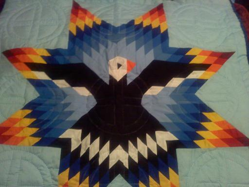 Eagle Star Quilt