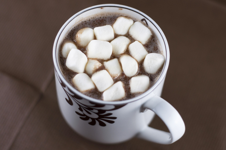 Chocolate with Marshmellows